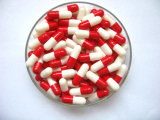Pharmazeutische Pille-leere organische Kapseln der Größen-00