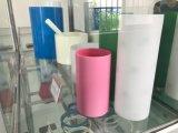 Super hohe Auswirkung-runde steife weiße Plastik20mm Belüftung-Rohr-Liste