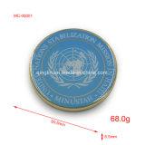 Изготовленный на заказ античные монетки 3D (QL-SMB-0020)