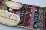 美しい編まれた毛皮の首のウォーマーのファッション小物の女性のショール