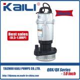 De Elektrische Pompen Met duikvermogen van het Water QDX (de Huisvesting van het Aluminium) met Uitstekende kwaliteit