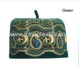 100% Wolle-Filz-Stickerei-moslemische Schal-Hut-Fabrik-Schutzkappe