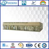 Comitato di pietra leggero del favo per il rivestimento della parete