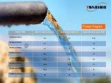 Omschakelaar van de Frequentie van de Reeks gelijkstroom-AC van Yuanshin Yx3900 de Zonne met MPPT voor AC van de Pomp van het Water Aandrijving driefasen0.75kw-450kw 0-500Hz