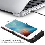 Côté portatif sans fil de pouvoir du cas 10000mAh de chargeur de la batterie 6/6s