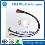 De nieuwe Coaxiale Flexibele Antenne van rf SMA