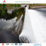 O dobro & escolhe a represa de borracha inflável escorada como a demanda de cliente