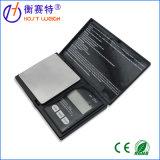 Escala eletrônica portátil pequena popular da jóia de 500g/0.01g mini Digitas