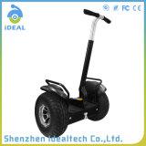 Scooter d'équilibre électrique de la roue 18km/H de RoHS/Ce deux