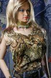Neue 160cm volle Silikon-späteste Geschlechts-Puppe-Größengleichskelett für Mann-reale Puppe