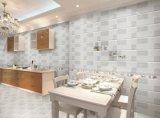 Uso esmaltado color gris del azulejo para la pared