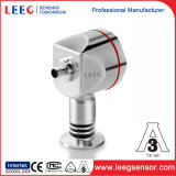 Sensor de alta temperatura de la presión para el depósito de leche