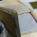 Сот панелей защищать радиации алюминиевый (H'R323)