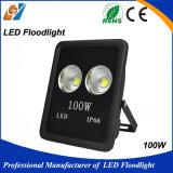 Wasserdichtes 100W LED Flutlicht des gute Qualitätsnizza Preis-