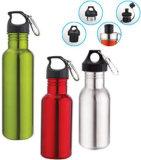 Heiße Verkaufs-Edelstahl-Arbeitsweg-Becher-Sport-Wasser-Flaschen-Arbeitsweg-Flasche Dn-202A
