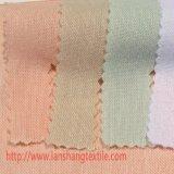 Tela tecida do Spandex da tela da tela de mistura da tela do poliéster da tela de algodão da tela do Spandex da tela do T/C para o vestuário Industrty das crianças das calças do revestimento do vento