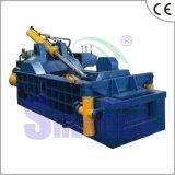 Embaladora industrial de los escombros del aluminio y del cobre (fábrica)