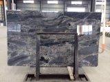 Mármol de lujo de la losa de mármol azul de China para el proyecto comercial
