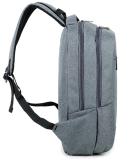 O saco o mais novo da trouxa do portátil da simplicidade do estilo, saco da trouxa do ombro do computador para a escola, Ol
