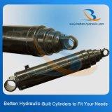 De naar maat gemaakte Hydraulische Cilinder van het Graafwerktuig van het Wapen/van de Boom/van de Emmer