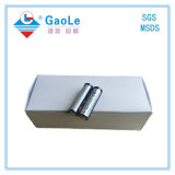 DES MSDS SGS-AA Batterie Zink-Kohlenstoff-R6 im weißen Kasten