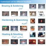 Het Verwarmen van de Inductie van de hoge Frequentie Apparatuur