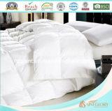 Poliestere molle eccellente che riempie il Comforter alternativo 100% del cotone giù