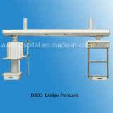 D800 & de Tegenhanger van de Brug D800A (natte - en - droge gescheiden sectie)