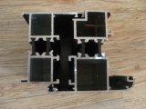Qualitäts-thermischer Bruch-Aluminiumfenster mit Gitter-Entwurf (pH-8872)