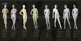 Mannequins fêmeas da forma do ODM com máscara