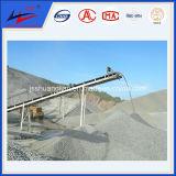 석탄을%s 벨트 콘베이어 기계와 무거운 선적을%s 가진 광산