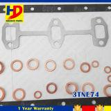 Nécessaire de garniture de culasse pour des pièces de moteur de nécessaire de garniture de la révision 3tne74