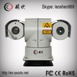 Nachtsicht-intelligente Infrarotauto-Überwachung PTZ des Sony-28X Summen-100m CCD-Kamera mit Wischer