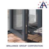 Алюминиевая Bi-Fold дверь/алюминиевая Bi-Fold дверь