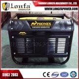 tipo silenzioso raffreddato ad aria generatore di 3kVA 170f Simi della benzina con Soncap