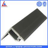 Perfil de alumínio personalizado do alumínio da seção da extrusão de alumínio