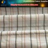 75D*75D paño Yarn-Dyed, tela teñida hilado 100%Polyester