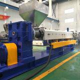Goldener Hersteller-Abfall-einzelne Schrauben-Strangpresßling-Maschinen-Plastikzeile
