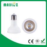 Alte lampadine 8W di lumen IP65 LED PAR20 con Ce