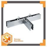 Encaixe de vidro resistente da correção de programa da braçadeira de vidro superior transversal vertical