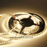 2835 120LED/M IP65 impermeabilizan la luz de tira flexible al aire libre/de interior del LED