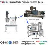 Nuevo tipo línea del laboratorio del estilo de Producition de la capa del polvo