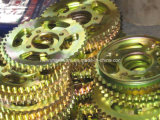 Цепное колесо, цепное цепное колесо, цепное колесо мотоцикла