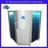 プールの暖房及び冷却のための熱帯プールのスリラー及びヒートポンプ