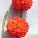 Hydrangea falso barato de las flores artificiales para la decoración casera de la boda