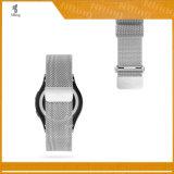 스테인리스 Milanese 루프는 Samsung 기어 S2 고전, 기어 S2 고전적인 시계 줄을%s 시계 결박 악대를 위해 적합했던 보충을 끈으로 동인다