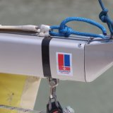 CCS Certificated FRP Hull Monohull Sport Sailboat with Import Mast