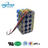 Paquete de la batería LiFePO4 para la batería de almacenaje solar 9V17.5ah