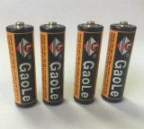 AA 1.5V UM3 سوبر الثقيلة 4PCS تصغير حجم البطارية
