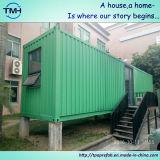 casa do recipiente de 40FT para o acampamento dos trabalhadores